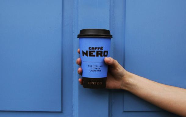 Is the excellent Caffè Nero roasting their competition?